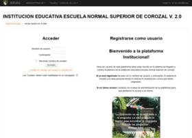 Moodlev2.normalsuperiordecorozal.edu.co thumbnail