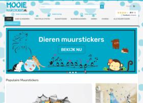 Mooiemuurstickers.nl thumbnail