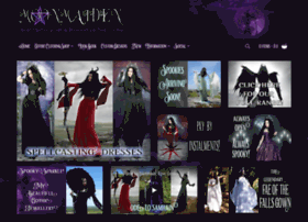 Moonmaiden-gothic-clothing.co.uk thumbnail