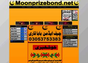 Moonprizebond.net thumbnail