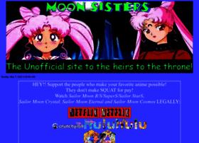 Moonsisters.org thumbnail
