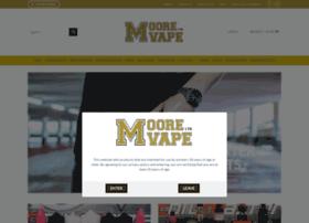 Moorevape.co.uk thumbnail