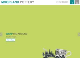 Moorlandpottery.co.uk thumbnail