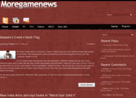Moregamenews.net thumbnail