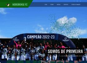 Moreirensefc.pt thumbnail