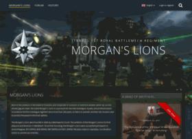 Morganslions.de thumbnail