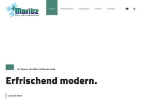 Moritz-gmbh.de thumbnail