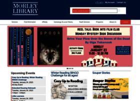 Morleylibrary.org thumbnail