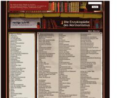 Mormonismus-enzyklopaedie.de thumbnail
