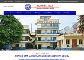Morningstarschool.in thumbnail