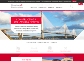 Morrisonconstruction.co.uk thumbnail