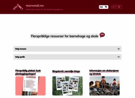 Morsmal.no thumbnail