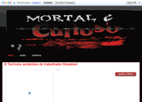 Mortalecurioso.blogspot.com thumbnail