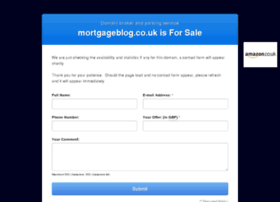 Mortgageblog.co.uk thumbnail