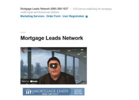 Mortgageleads.net thumbnail