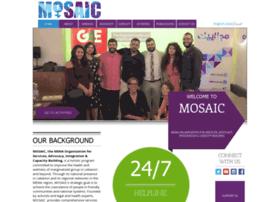 Mosaicmena.org thumbnail