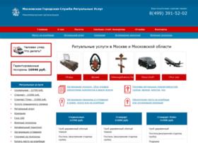 Mosgor-ritual.ru thumbnail
