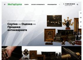 Mosgorskupka.ru thumbnail
