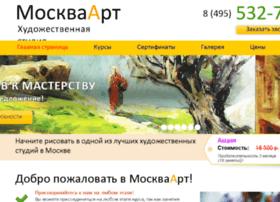 Moskvaart.ru thumbnail