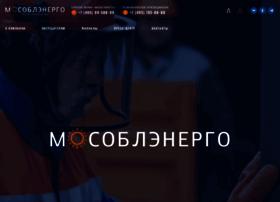 Mosoblenergo.ru thumbnail