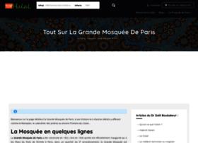Mosquee-de-paris.org thumbnail
