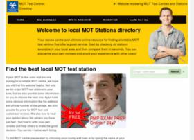 Motcentrestations.co.uk thumbnail
