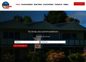 Motelparklands.nz thumbnail