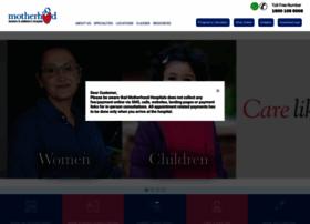 Motherhoodindia.com thumbnail