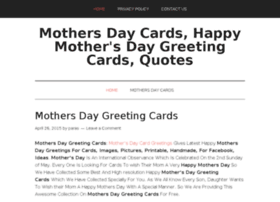 Mothersday-cards.net thumbnail