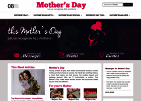 Mothersdaycelebration.com thumbnail