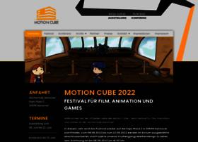 Motion-cube.de thumbnail