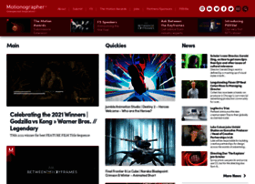 Motionographer.com thumbnail