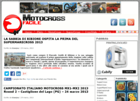 Motocrossfacile.it thumbnail