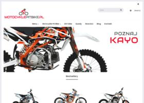Motocyklepitbike.pl thumbnail