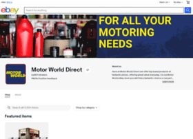 Motor-world.co.uk thumbnail