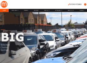 Motorarenahalifax.co.uk thumbnail