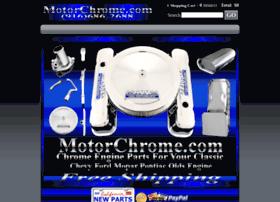 Motorchrome.com thumbnail