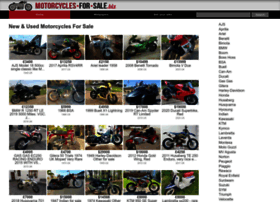Motorcycles-for-sale.biz thumbnail