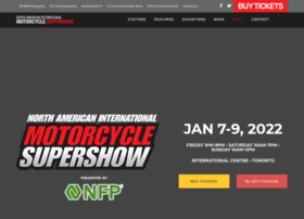 Motorcyclesupershow.ca thumbnail