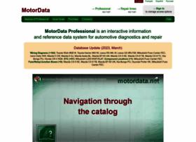 Motordata.net thumbnail