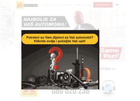 Motorexbih.com thumbnail