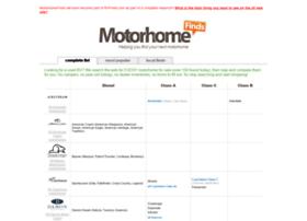 Motorhomefinds.com thumbnail