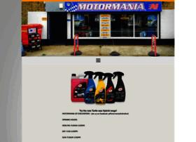 Motormania-chelmsford.co.uk thumbnail