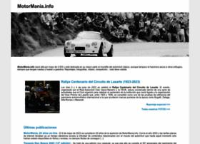 Motormania.info thumbnail