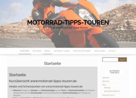 Motorrad-tipps-touren.de thumbnail