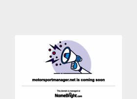 Motorsportmanager.net thumbnail