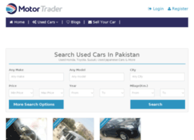 Motortrader.com.pk thumbnail