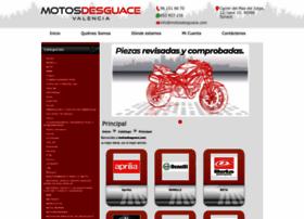 Motosdesguace.com thumbnail