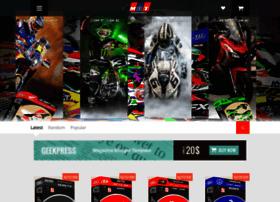 Motosportstemplate.id thumbnail