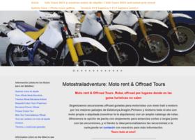 Motostrailadventure.com thumbnail